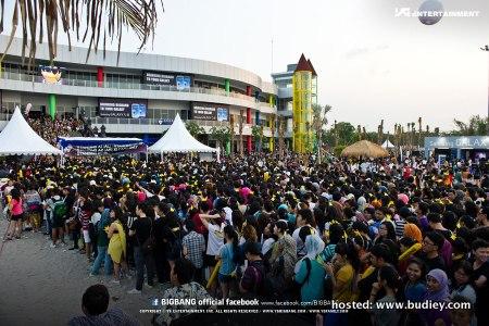Konsert BigBang di Indonesia