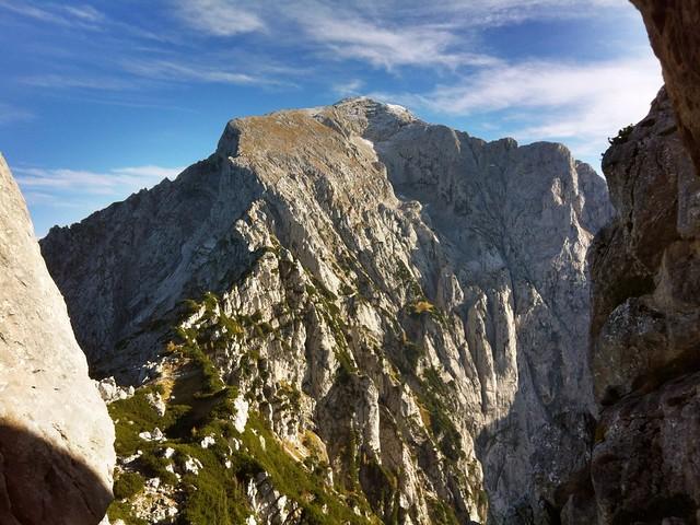 The Hoher Göll (2524m)