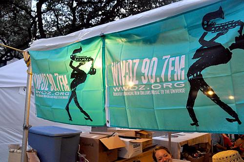 WWOZ Festival HQ