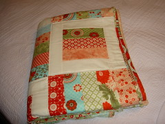 Quilt for Crossbridge Ranch