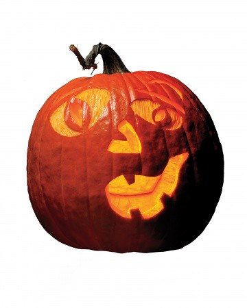 MARTHA STEWART PUMPKIN CARVING