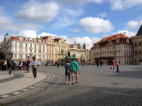Prague Old Square Open