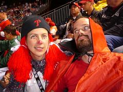 2009 Halloween playoff game!