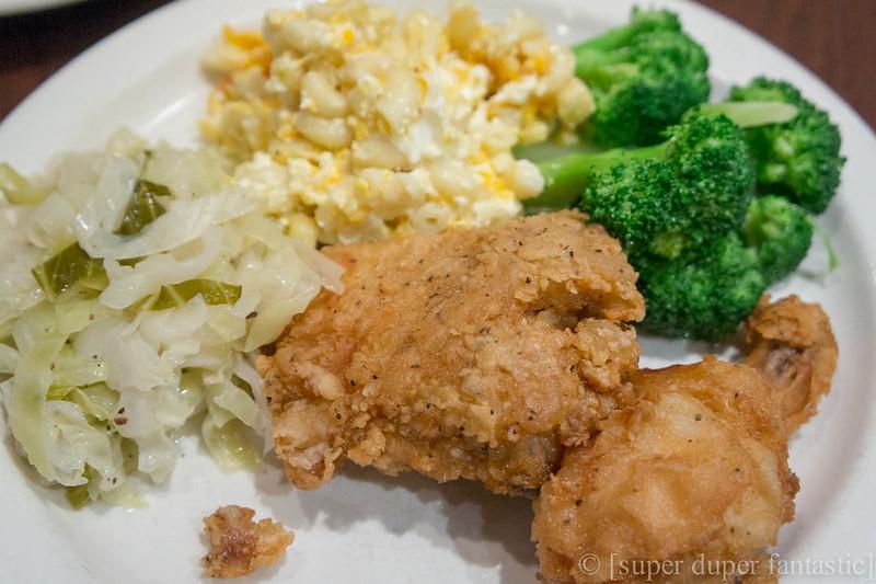 King's Kitchen - Fried Chicken