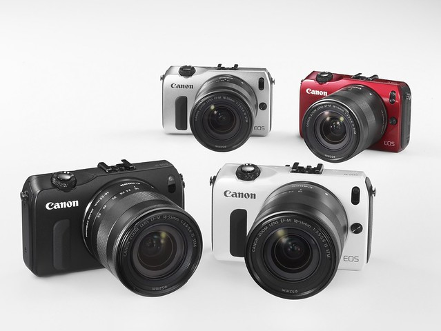 Canon EOS M Now Available In Singapore