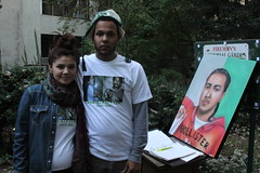 "Stephanie Federico and Jeremia Guzman, friends of murdered teen Donovan ""Keith"" Salgado"