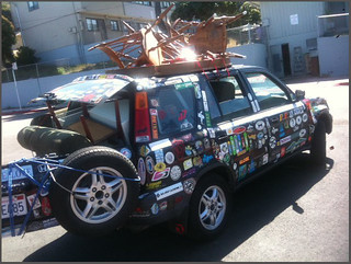 Stickermobile!