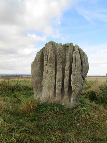 Duddo standing stone 1