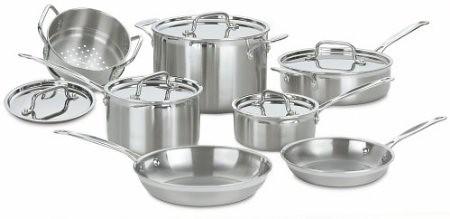 cuisinart cookware