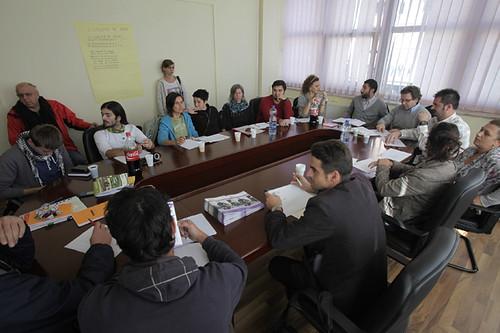 Incontro ufficiale con Trentino Balcani a Peija