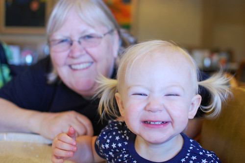 Gramaw and Elliora