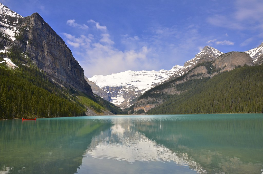 Banff To Jasper on the Icefields Parkway