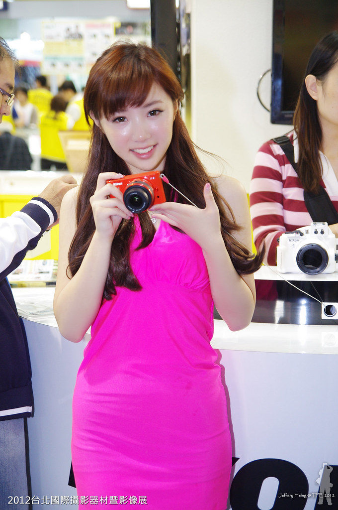 2012_1019 台北國際攝影器材暨影像展