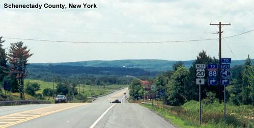 Schenectady County NY