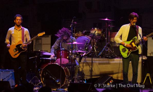 California Wives @ The Mayan, LA 10/18/12