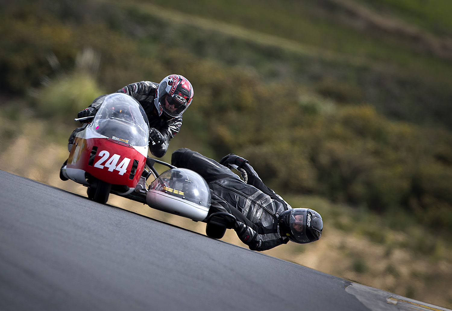 Barry Sheen Trans Tasman Challenge - classic motorcycle racing