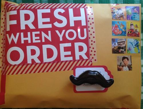 Outgoing Order
