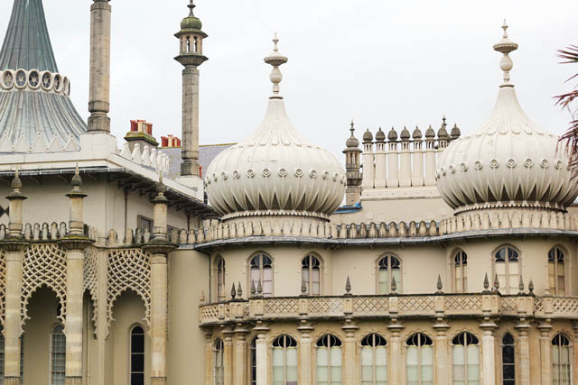 Things to see in Brighton Pavillion