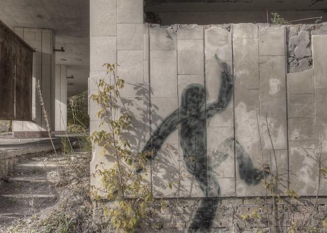 'Pripyat - Strike a pose'