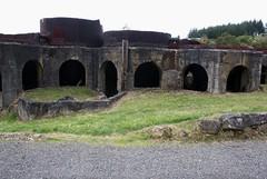 Victoria Stamper Battery ruins, Hauraki Rail Trail