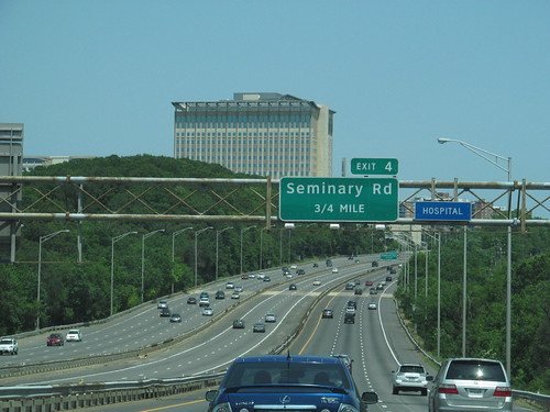 Interstate 395 - Virginia