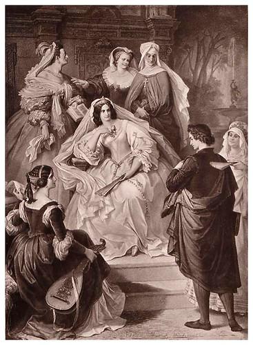 009-Leonora-Goethe-Galerie…1867- W. von Kaulbach- Universität Düsseldorf