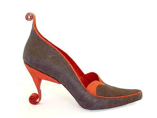 Paper Shoe Velence