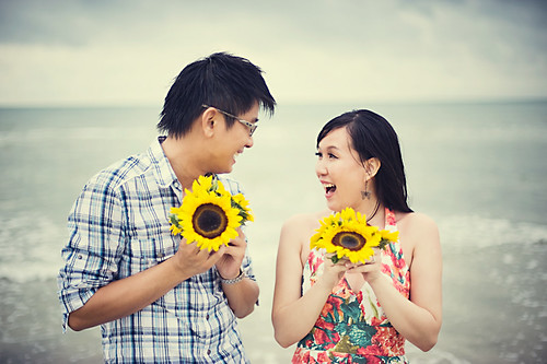 Bernice ~ Pre-wedding Photography