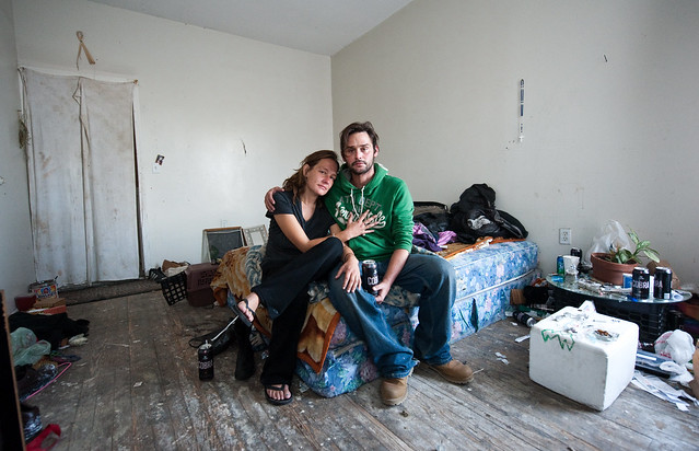 Sonya and Eric: Hunts Point, Bronx