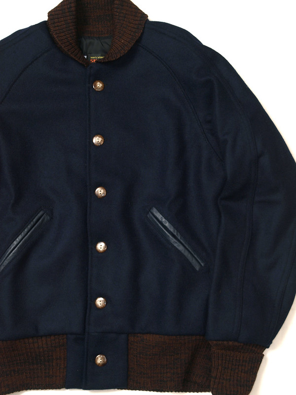 Skookum / Mix Rib Award Jacket