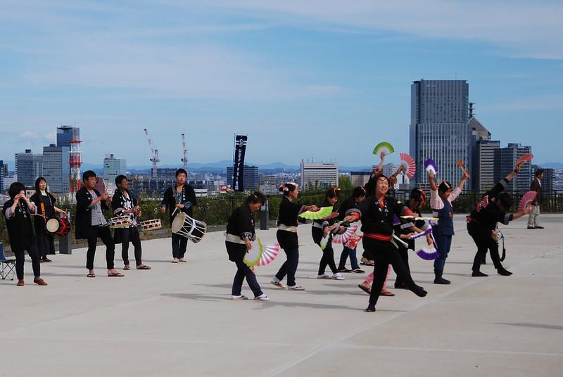 Dancers, Sendai