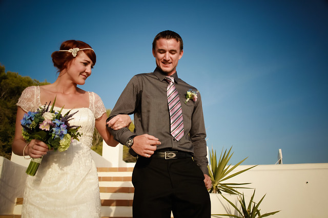 Rachel & Gareth by Ibiza Photography