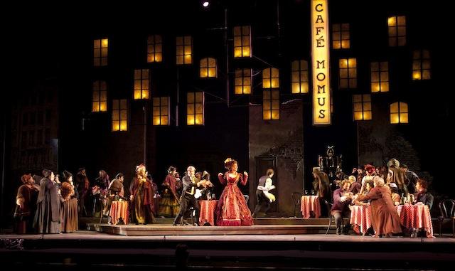 Vancouver Opera's La Bohème