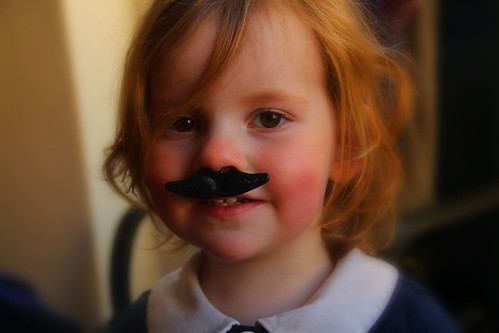 Yumblog Junior grows one for Movember
