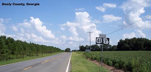 Dooly County GA