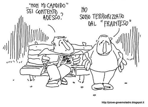 Non mi candido by Livio Bonino