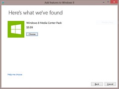 Windows 8 Media Center Pack