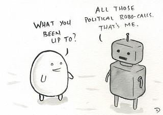 Robo-calls