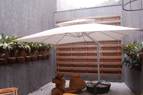 Im Innenraum gibt es jede Menge Design in Brasilien