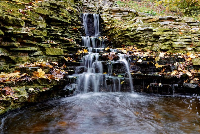 Lake Park Falls