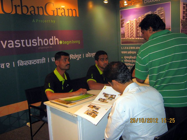 UrbanGram (www.urbangram.in) - Exhibition of Properties in Hinjewadi, Wakad, Baner, Balewadi & Bavdhan! - PROFEST WEST 2012 by CREDAI Pune Metro on 26 - 27 -28 October 2012 at VITS Hotel, Balewadi, Pune