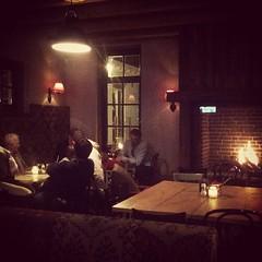 Sehr gemütlich hier im Pannenkoekenhuis Dickens #Nholland