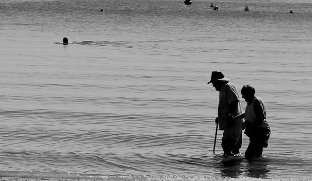 A helping Hand #dailyshoot Torrevieja #Spain #365