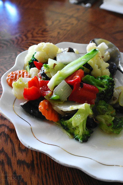 awu Stir Fried Seasonal Vegetable