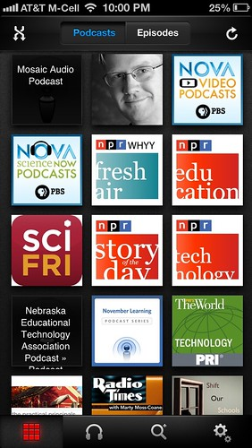 Pocket Casts for iPhone