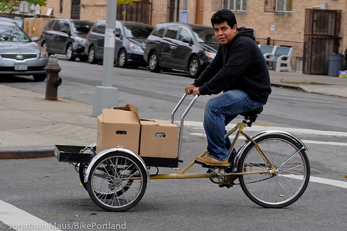 Mexican Fixed delivery guys in NYC-1