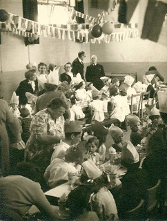 'Elizabeth 2's Coronation Party, June 1953'