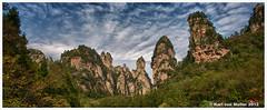 Zhangjiajie: The Pillars!