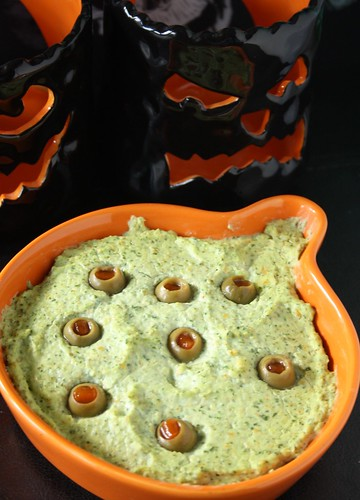 Halloween Eyeball Dip