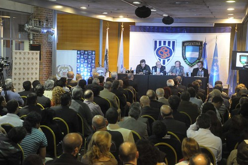 Sportivo Barracas y la Confederación Argentina del Deporte firmaron un convenio sobre la formación de dirigentes deportivos
